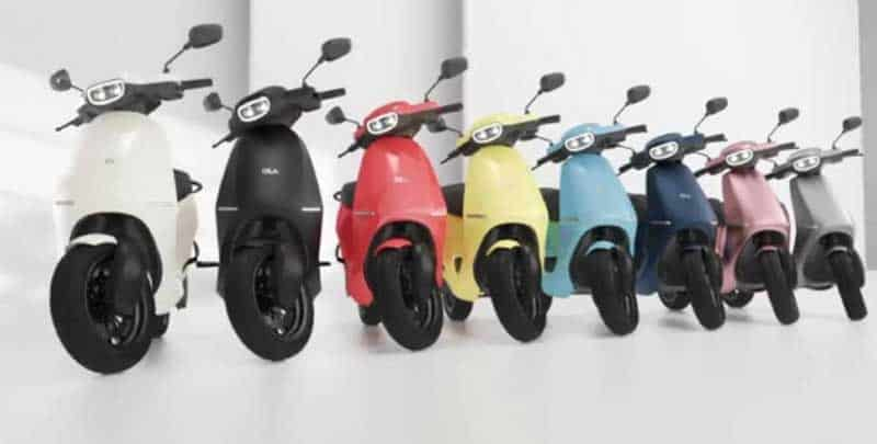 Ola Electric Scooter To Be Launched On Independence Day 2021   Estimated Price & Features