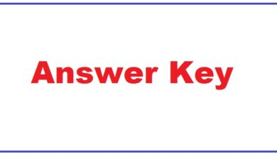 Territorial Army Shift 2 Answer Key