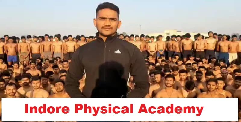 Indore Physical Academy Fees Structure